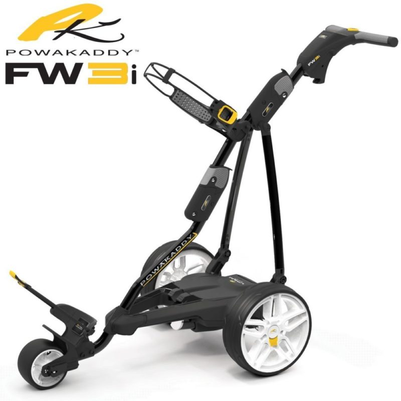 PowaKaddy FW3i Electric Golf Trolley