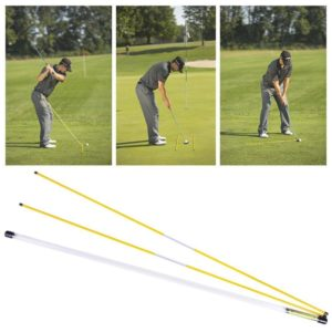 golf alignment rods
