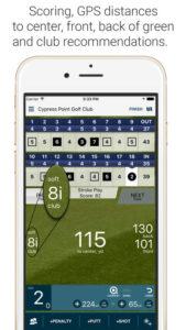 best golf GPS apps for iphone