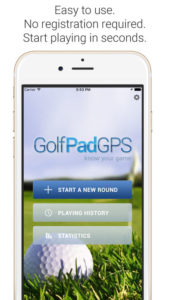 best golf GPS apps for android