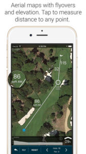 best golf GPS apps for smartwatch