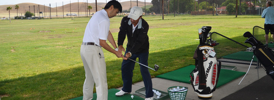 can golf lessons help?