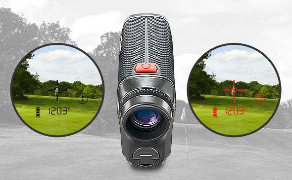 Bushnell Pro X2 vs Precision NX7 Pro