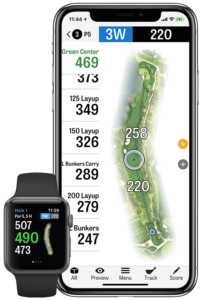 best golf gps apps for apple watch
