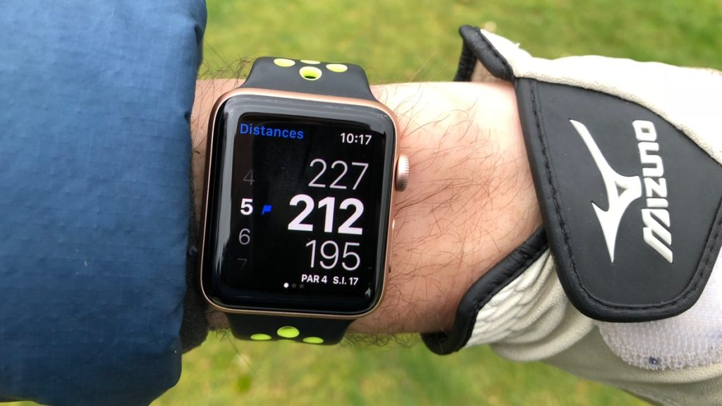 Apple Watch For Golfing